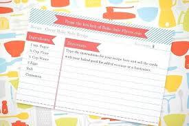 Free Recipe Cards Free Printable Recipe Cards Free Recipe Cards To