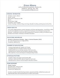 Post Graduate Resume Example Sidemcicekcom Resumes College Legal