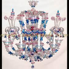 octopus murano glass chandelier rezzonico 9 lights