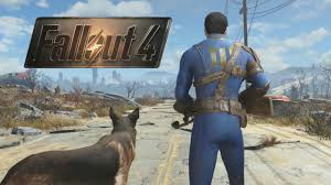 Fallout 4 PS4 Gameplay - YouTube
