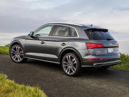 2018 audi grey. interesting audi in addition to performanceoriented hardware upgrades the 2018 audi sq5  boasts more rear seat room and greater maximum cargo space and audi grey p