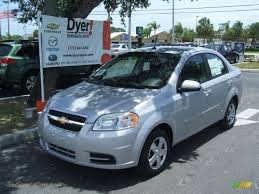 2010 Chevrolet Aveo LT Sedan in Cosmic Silver - 119666 | Jax ...