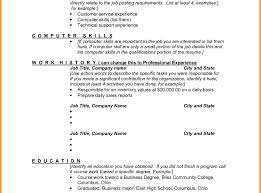 List Of Skills To Put On A Resume What Are Some Examples Of Skills To Put On Resume Additional Under 93