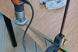 laminate countertop sheets cutting
