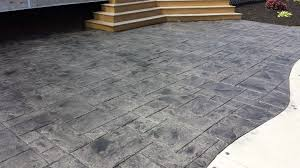 Best Mix Design For Stamped Concrete Stamped Concrete Rochester Ny All County