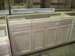 image of diy 60 inch kitchen sink base cabinet