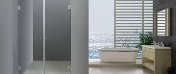 shower door hinges