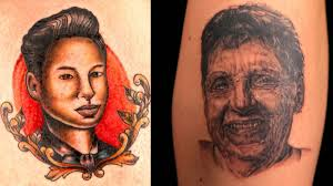 10 Worst Tattoos Ever Done On Ink Master Tattoo Ideas Artists And