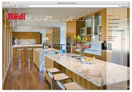 Kitchen Design Website Amazing Rëdl World Class Kitchens Website On Behance
