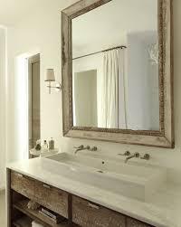 trough bathroom sink cottage