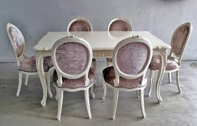 dining room chairs oval back. dining room:french table and chairs french provincial style furniture vintage room oval back