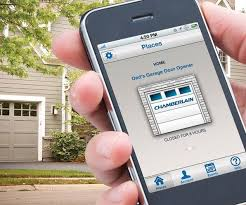 smart garage door openerGarage Door Remote