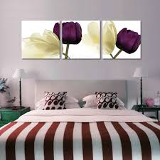 decorative pictures tulip pintura abstract canvas prints purple  on canvas wall art for master bedroom with nice purple kitchen wall art composition kitchen cabinets ideas