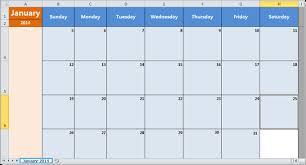 monthly calendar excel quickly insert a monthly or a yearly calendar in excel
