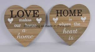 wooden heart plaque wall decor wood signs wooden plaque home decoration wall art wall hanging love plaque