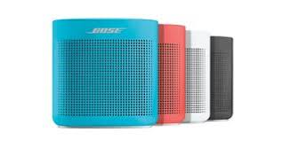 bose soundlink color. soundlink color bluetooth speaker ii is a tough and water-resistant companion that\u0027s perfect for any adventure. featuring soft-touch silicone exterior bose soundlink e