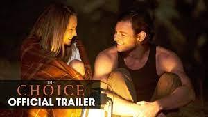 The Choice (Nicholas Sparks 2016 Movie) – Official Teaser Trailer - YouTube