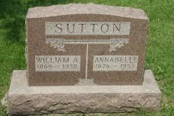 Annabelle Kendall Sutton (1876-1953) - Find A Grave Memorial