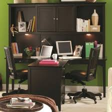 two person desk home office. Interior:Office Desk Cubicles Two Person Workstation Home Computer Furniture Corner For Multi Office