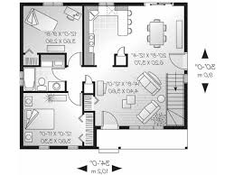 Modern 3 Bedroom House Plans Modern Two Bedroom House Plans