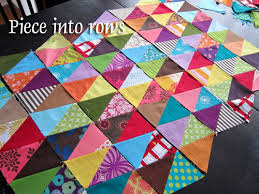 my scrap attack begins | Triangle quilts, Quilting ideas and Crafts & Isosceles triangle Adamdwight.com