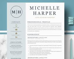 Professional Resume Templates Cv Templates & By Hireddesignstudio
