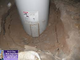 crawl space water heater. Simple Water Erby The Central Kentucky Home Inspector Water Heater In The Crawl Space For Crawl Space S