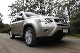 2010 Nissan X-Trail update - Photos (1 of 5)