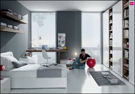 bedroom furniture for teenagers. Inspirational Grey White Furniture Teen Bedroom Design Ideas For Teenagers
