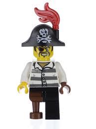 LEGO Ninjago 70591 Captain Soto Prison Minifigure Mini Fig NEW bo-ta-ny.shop