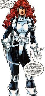 Kymberly Taylor - Marvel Comics - SHIELD - Punisher ally ...