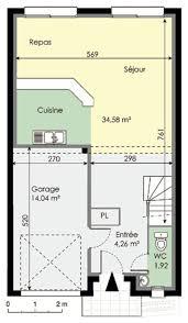 Plan Maison 50m2 On Decoration D Interieur Moderne Maison 50m2 A Plan Maison 50m2 1 Chambre