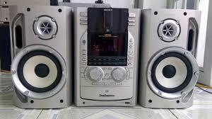 Dàn âm thanh mini nội địa Nhật SONY MD555 Liên hệ 0919 768 024 KHÁNH HƯNG  AUDIO SÀI GÒN