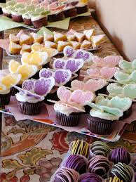 Baked Perfection Butterfly Cupcakes