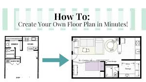 Design Your Own House Blueprints Free How To Create Your Own Floor Plan In Minutes For Free