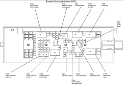 2004 ford freestar ac relays for the front blower motor hood Ford Freestyle Fuse Box Diagram full size image 2006 ford freestyle fuse box diagram