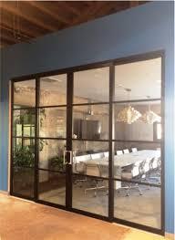 Office door designs Sunmica Officedoordesign Glass Magazine Commercial Space Interior Design Trends Enrich Every Work Area