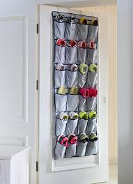 door shoe organizer closet door shoe rack hanging