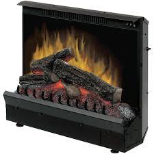 dimplex holbrook 44 inch electric fireplace mantel standard logs burnished walnut dfp4765bw gas log guys