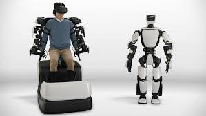نتیجه تصویری برای ربات ماشین بی سرنشین تویوتا