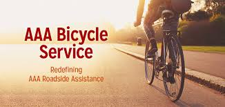 Aaa Bicycle Service Roadside Assistance Included In