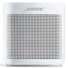 bose 416776. bose soundlink color ii bluetooth wireless speaker - portable 2 white 416776