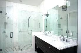 How To Price A Bathroom Remodel Master Bath Remodel Cost Of Bathroom Me Attractive Shower 8