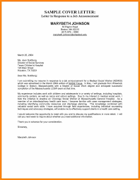 Example Employment Cover Letter Administrative Assistant Advice