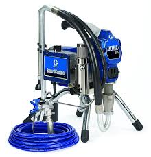 graco ultra 395 stand electric airless sprayer