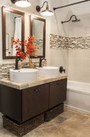 Glass shines and shimmers unlike any other surface. 37 Ideas To Use All 4 Bahtroom Border Tile Types Digsdigs