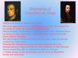 powerpoint biography powerpoint by cesarina rounce due biography of francisco de