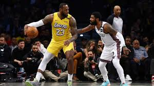 Kyrie irving (usa) currently plays for nba club brooklyn nets. Lebron James Explains What S Exciting About Upcoming Matchup Vs Brooklyn Nets Lakers Daily