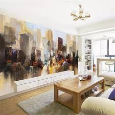 <b>beibehang Custom portrait</b> mural 3d <b>wallpaper</b> stereo seaside city ...