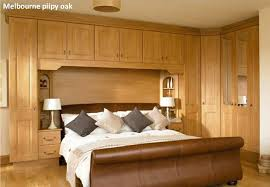 ... Wardrobes Glasgow Over The Bed Storage ...